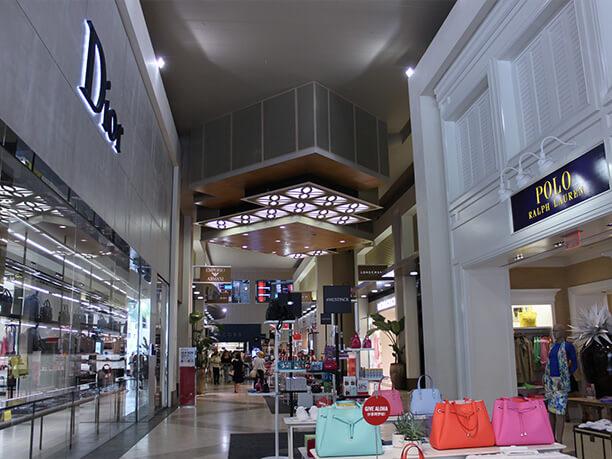 政府公認のハワイ唯一の免税店TギャラリアハワイbyDFS