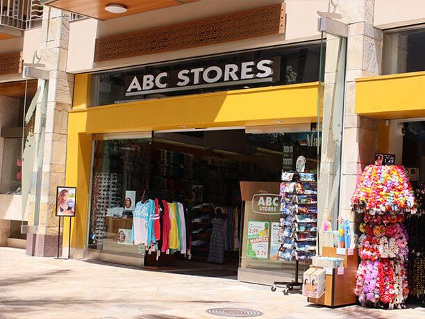 50店舗以上のショップが並ぶ