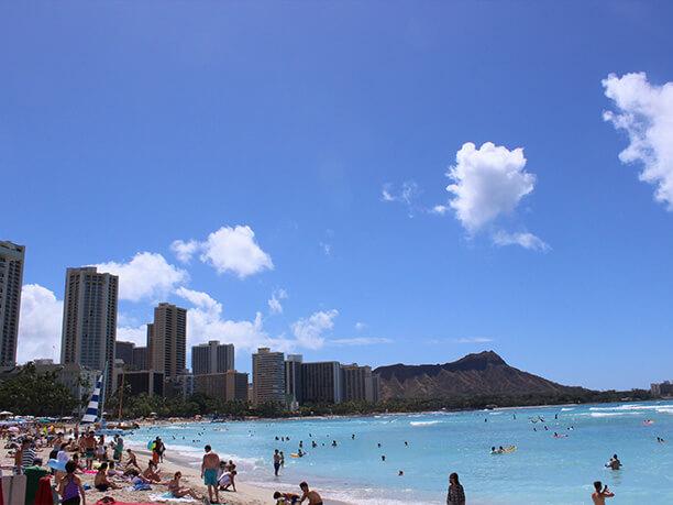 セレブも御用達ワイキキビーチ世界一有名なビーチの魅力とは