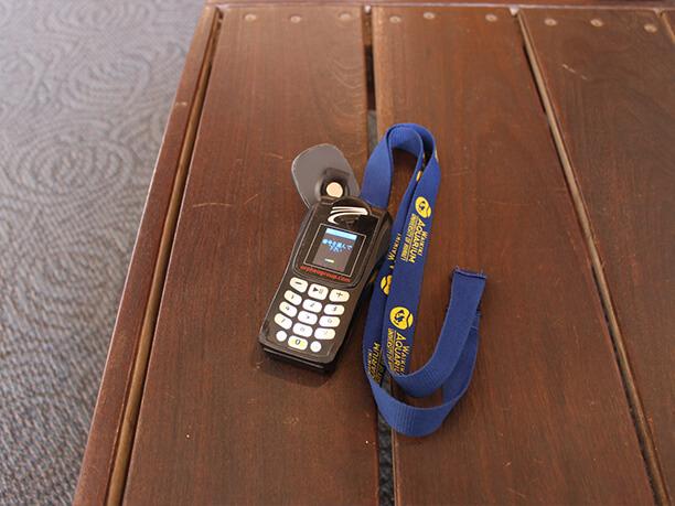 音声ガイド装置