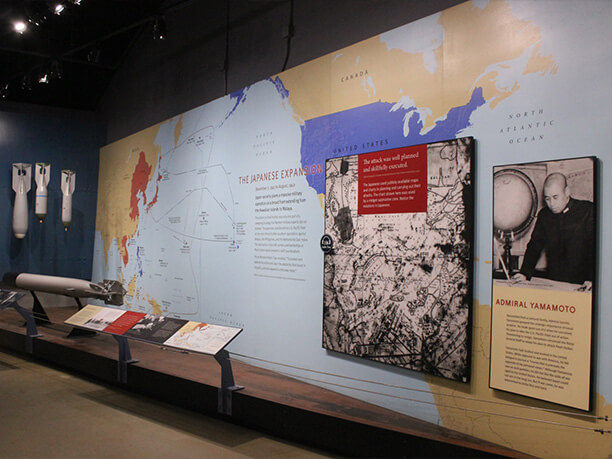 平和の尊さを感じられる場所真珠湾攻撃の地パールハーバー