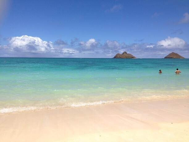 全米No.1ビーチの美しさ 「ラニカイビーチ」の魅力