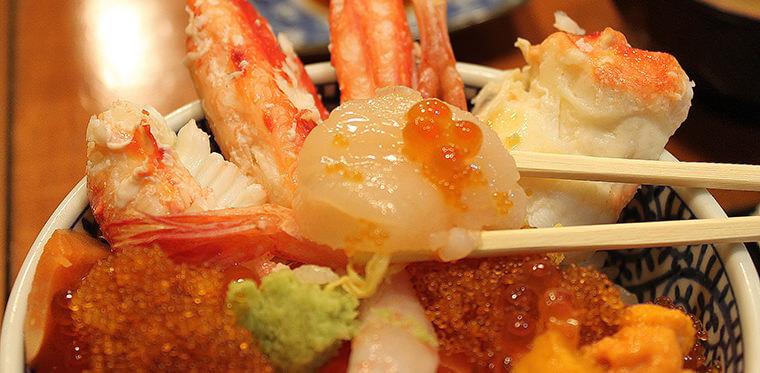 海鮮丼特集