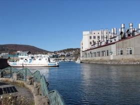 運河の景色