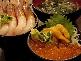 選べるミニ海鮮丼