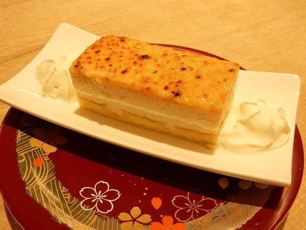 北海道チーズブリュレ