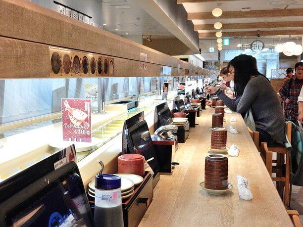 札幌駅からのアクセス抜群のお店