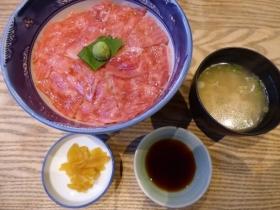 くまげらの和風ローストビーフ丼