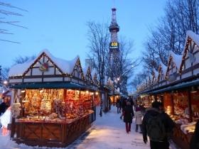 ミュンヘン・クリスマス市の様子