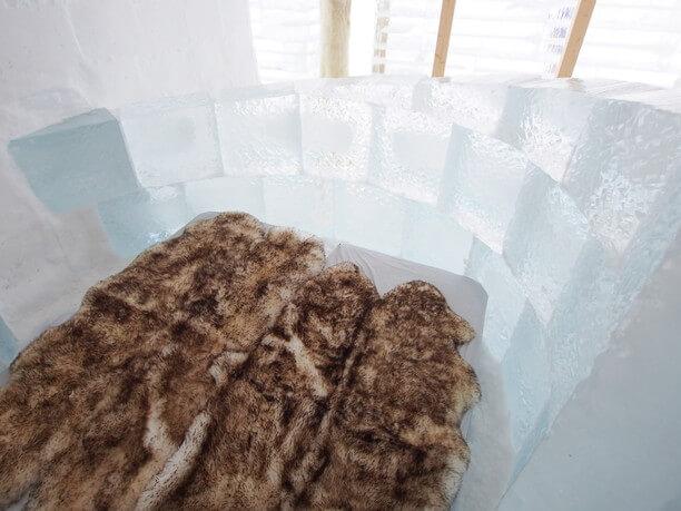 氷のブロック