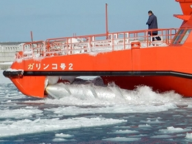 流氷砕氷船