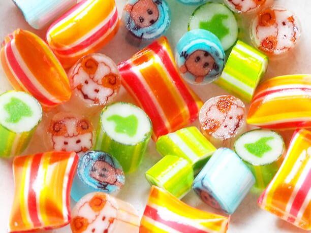 かわいいキャンディ