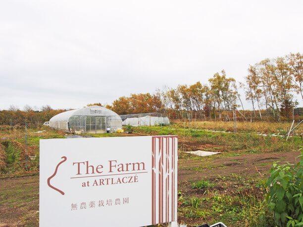 無農薬栽培農園