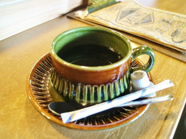 ウェンズディのコーヒー2