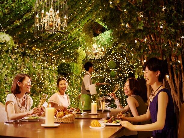 1階にあるレストラン「フランセスキッチン」