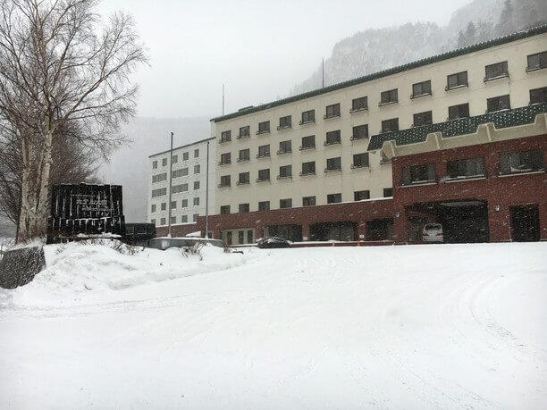 ホテル大雪外観