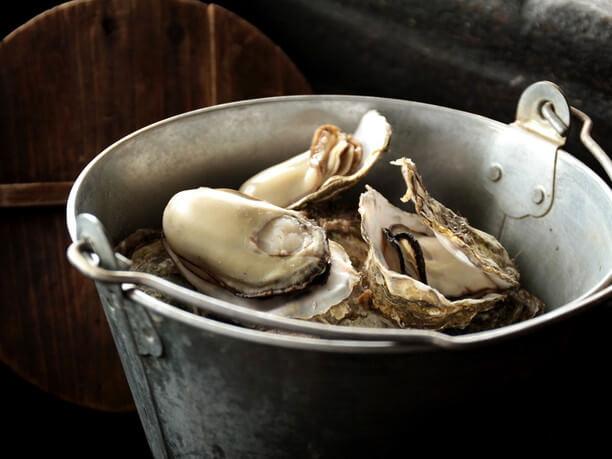 厚岸(あっけし)町の牡蠣