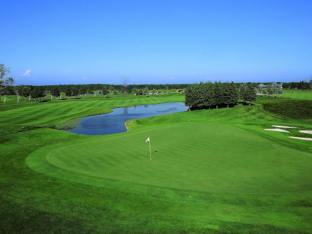 北海道ゴルフ場へ行きたい!