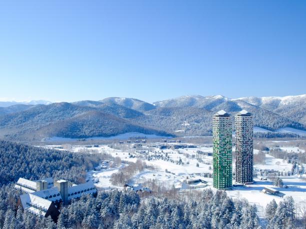 総面積が大きな北海道スキー場ランキング