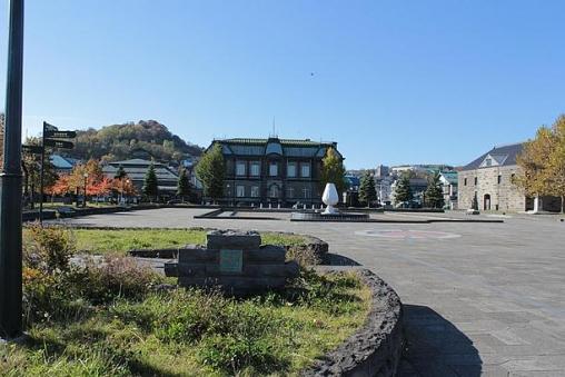 旧日本郵船小樽支店