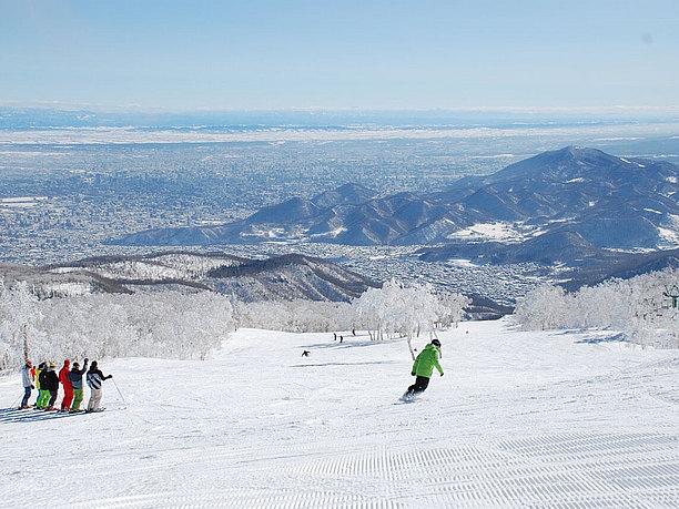 全長約6kmの北海道最長コース