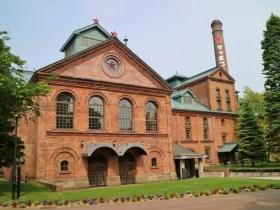 「サッポロビール園・博物館」外観
