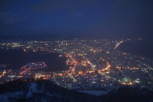 最も美しい夜景