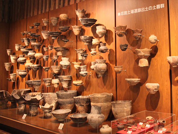小樽の遺跡