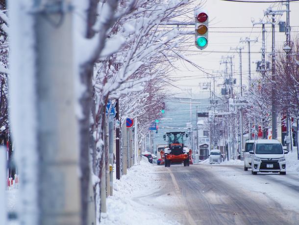 北海道はのんびり走ろう