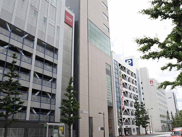 六花亭札幌店外観