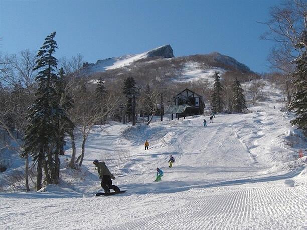大雪山・黒岳スキー場