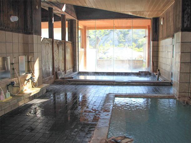 大浴場 男湯の内湯