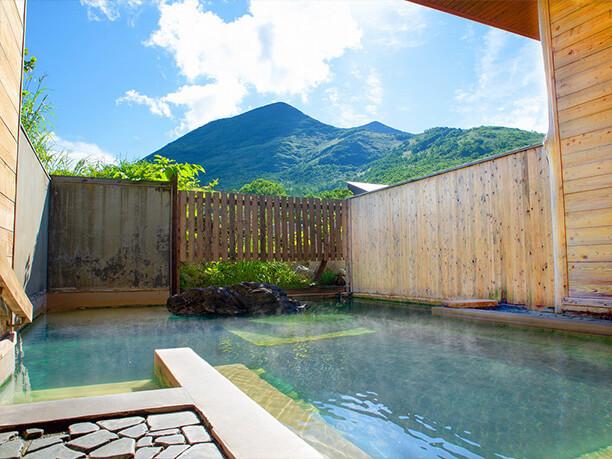 大浴場 女性用の露天風呂