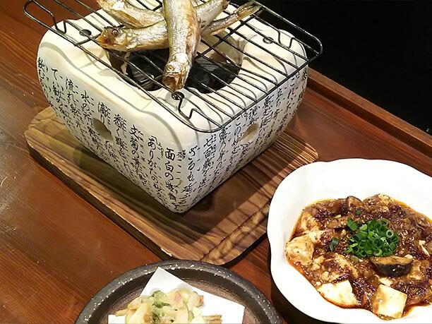 くま蔵の料理