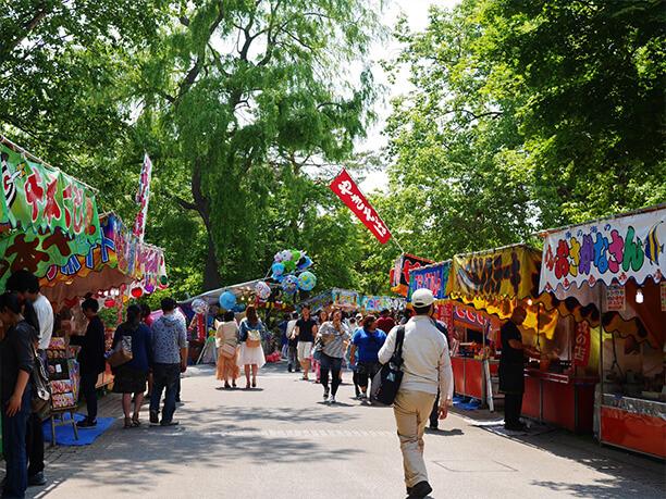札幌まつり(北海道神宮例祭)
