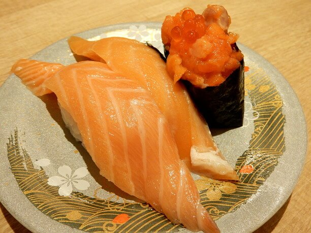 札幌駅直結の北海道四季彩亭でお寿司をたらふく味わおう