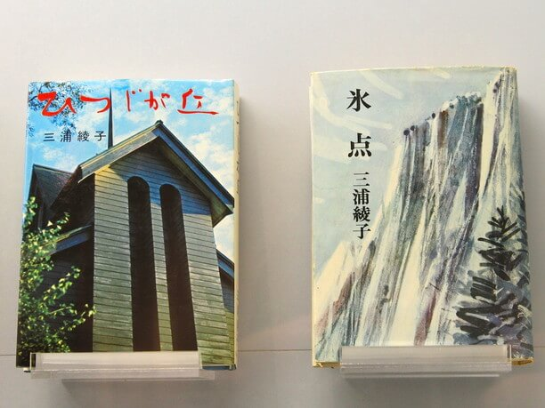 代表作の小説『氷点』