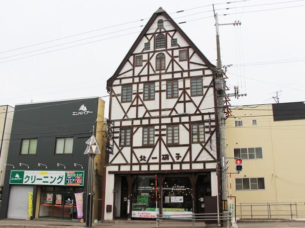 北一硝子花園店