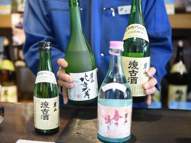 外国人に人気の復古酒