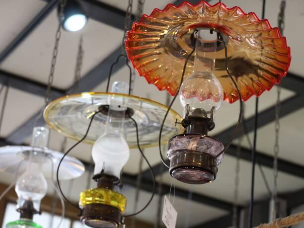 人気商品のランプ