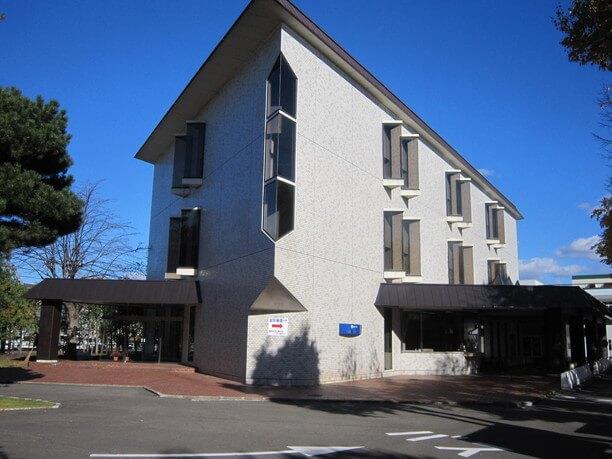 酪農歴史館建物