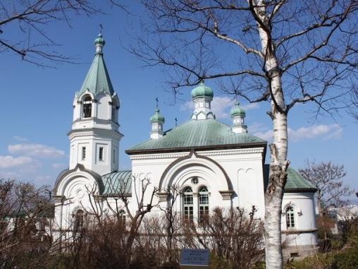 観光スポットにもなっている教会