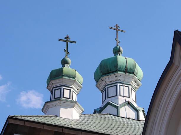 屋根のクーポラ