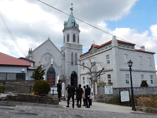 函館の教会