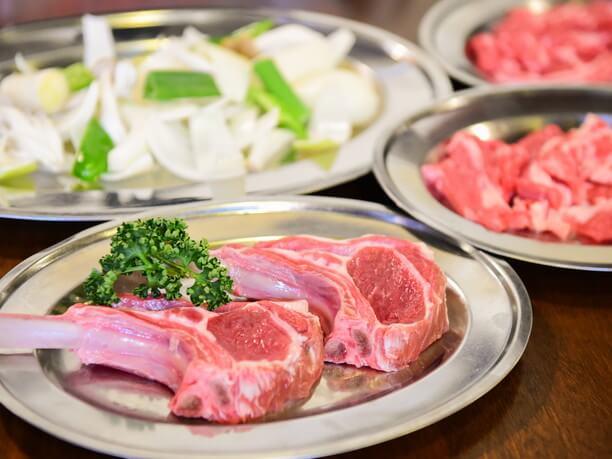 お肉いろいろ