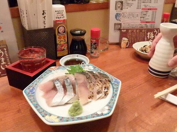 プレミアム銀サバ食べ比べ