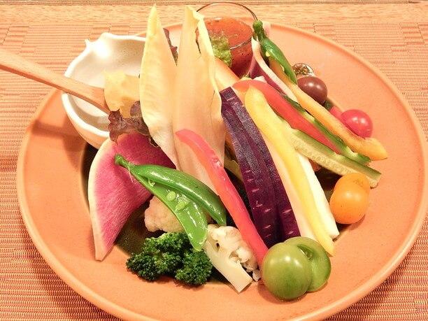 豆庵野菜料理