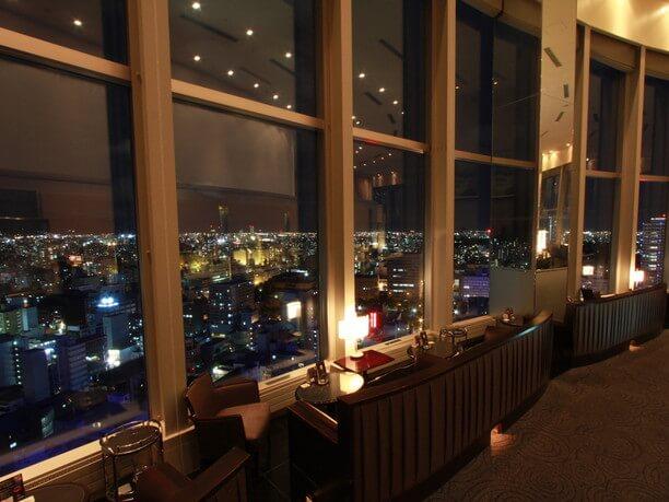 ホテル28階