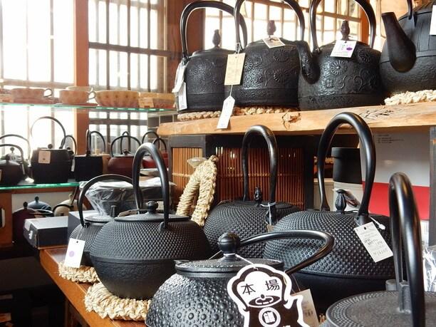 日本の伝統的な品