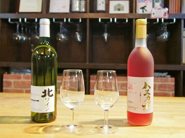2本のワイン